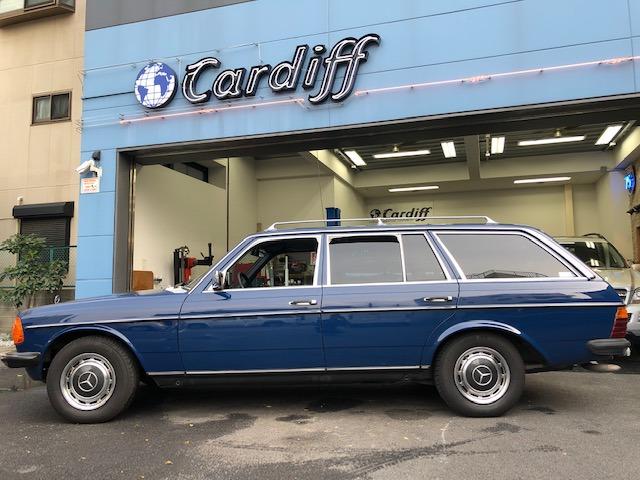 「メルセデスベンツ」「300TD」「ステーションワゴン」「東京都」の中古車5