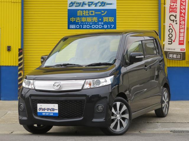 「マツダ」「AZ-ワゴン」「コンパクトカー」「愛知県」の中古車3