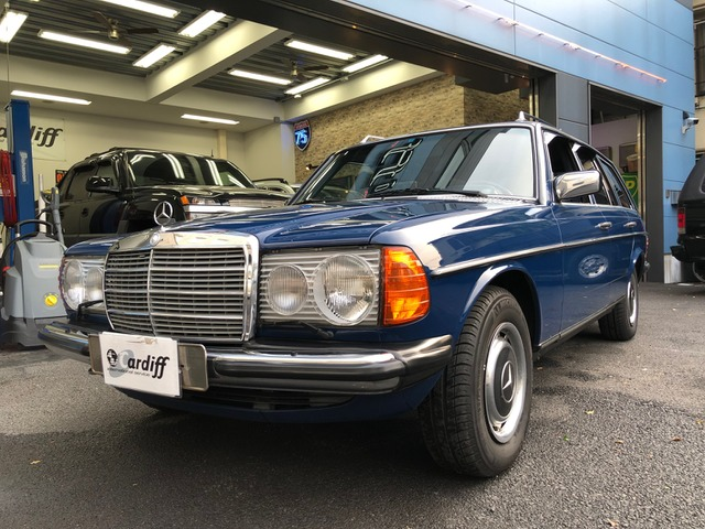 「メルセデスベンツ」「300TD」「ステーションワゴン」「東京都」の中古車9