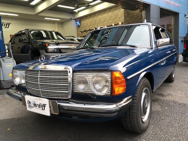 「メルセデスベンツ」「300TD」「ステーションワゴン」「東京都」の中古車8