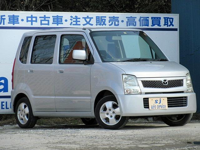 「マツダ」「AZ-ワゴン」「コンパクトカー」「千葉県」の中古車2