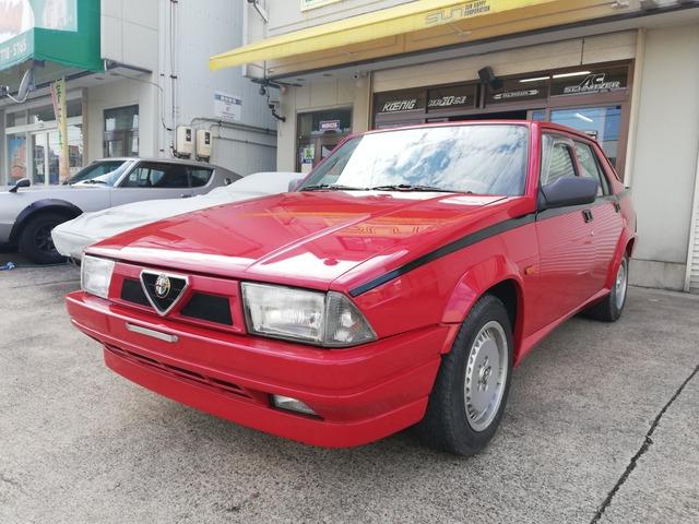 「アルファロメオ」「アルファ75」「セダン」「愛知県」の中古車