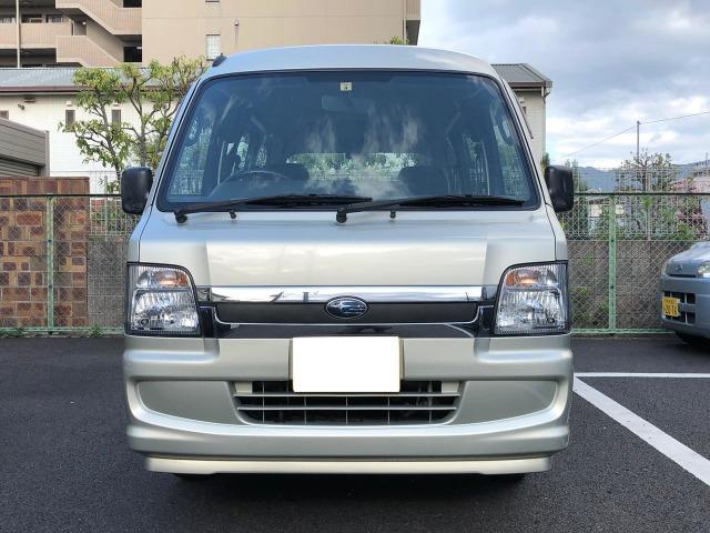 「スバル」「サンバー」「コンパクトカー」「奈良県」の中古車3