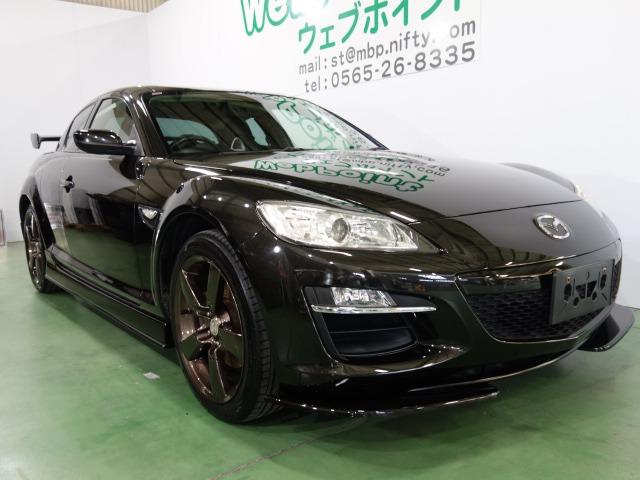 「マツダ」「RX-8」「クーペ」「愛知県」の中古車6