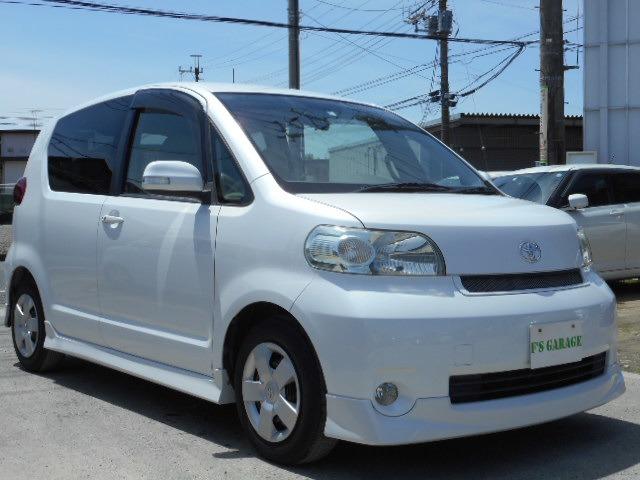 「トヨタ」「ポルテ」「コンパクトカー」「千葉県」の中古車