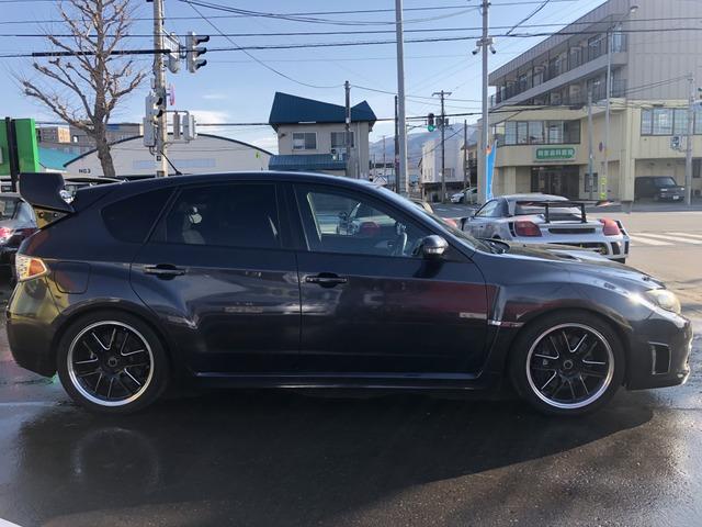 「スバル」「インプレッサハッチバックSTI」「コンパクトカー」「北海道」の中古車8