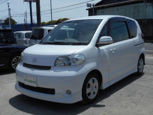 「トヨタ」「ポルテ」「コンパクトカー」「千葉県」の中古車8