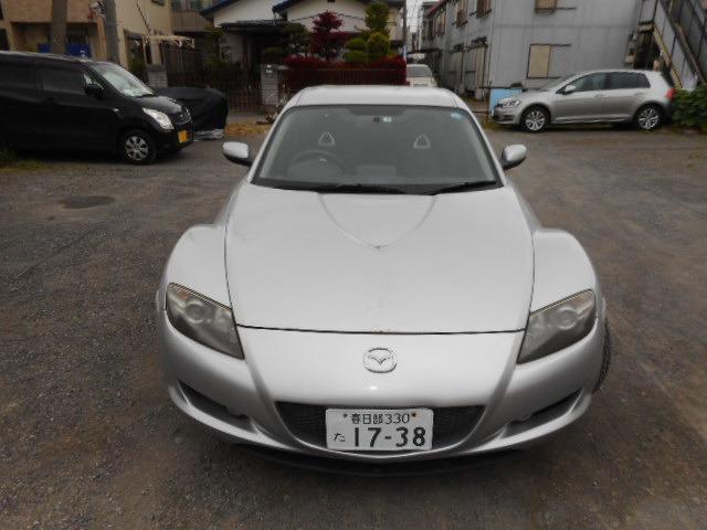「マツダ」「RX-8」「クーペ」「神奈川県」の中古車5