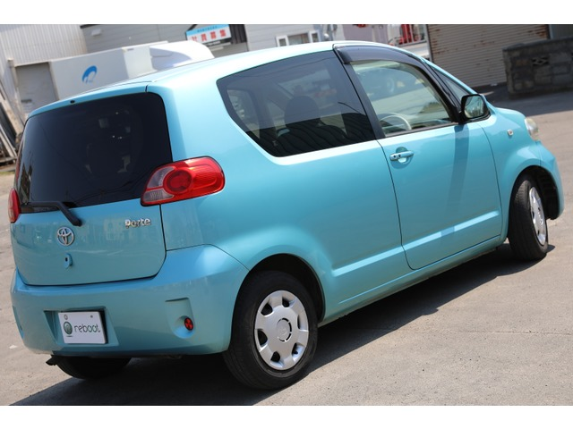 「トヨタ」「ポルテ」「コンパクトカー」「北海道」の中古車2