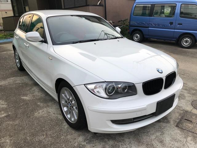 「BMW」「116i」「コンパクトカー」「神奈川県」の中古車3