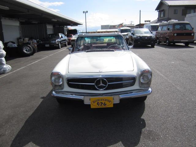 「メルセデスベンツ」「280SL」「オープンカー」「愛知県」の中古車7