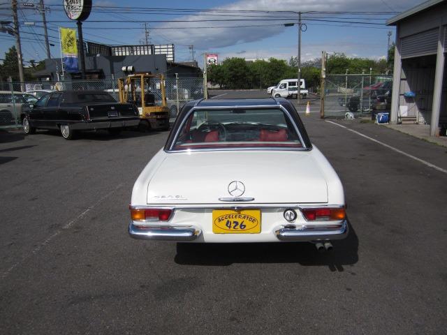 「メルセデスベンツ」「280SL」「オープンカー」「愛知県」の中古車8