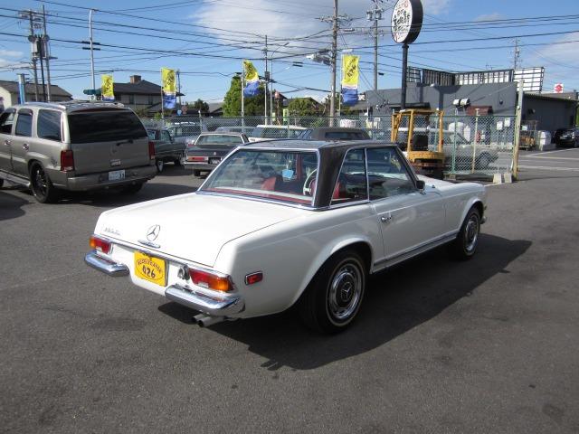 「メルセデスベンツ」「280SL」「オープンカー」「愛知県」の中古車2