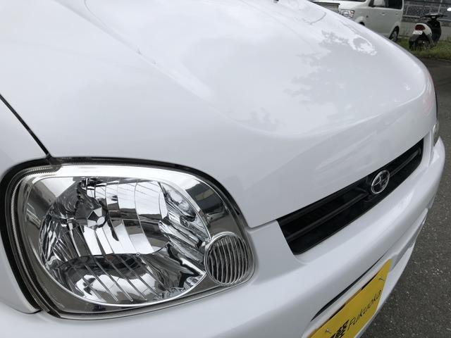 「スバル」「プレオ」「コンパクトカー」「福岡県」の中古車5