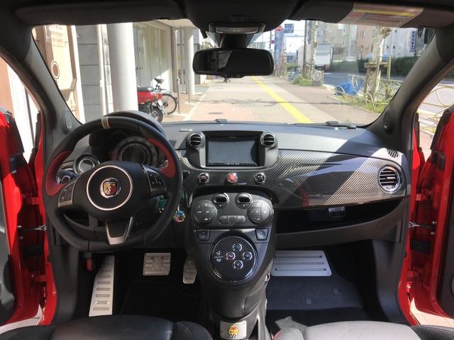 「アバルト」「アバルト695トリブートフェラーリ」「コンパクトカー」「東京都」の中古車10
