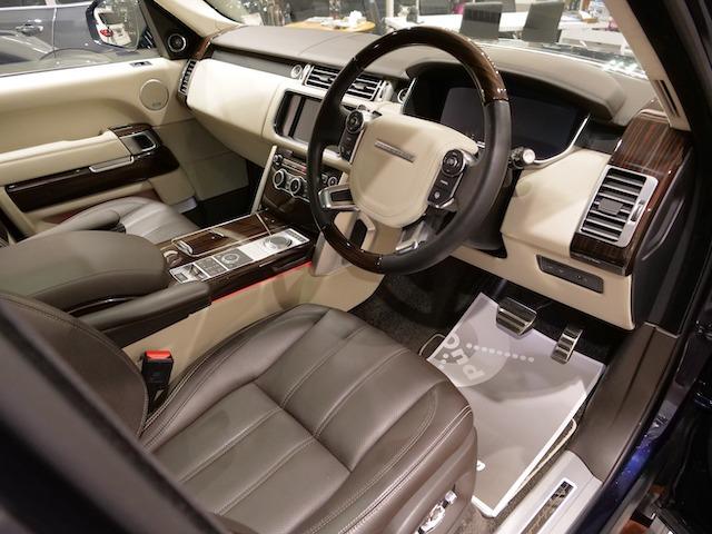「ランドローバー」「レンジローバー」「SUV・クロカン」「埼玉県」の中古車5