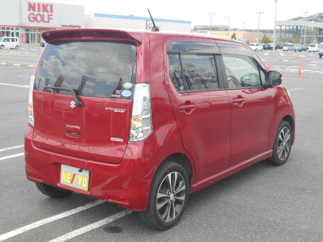 「スズキ」「ワゴンRスティングレー」「コンパクトカー」「埼玉県」の中古車5