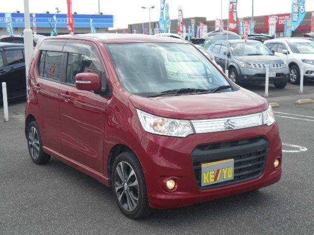 「スズキ」「ワゴンRスティングレー」「コンパクトカー」「埼玉県」の中古車3