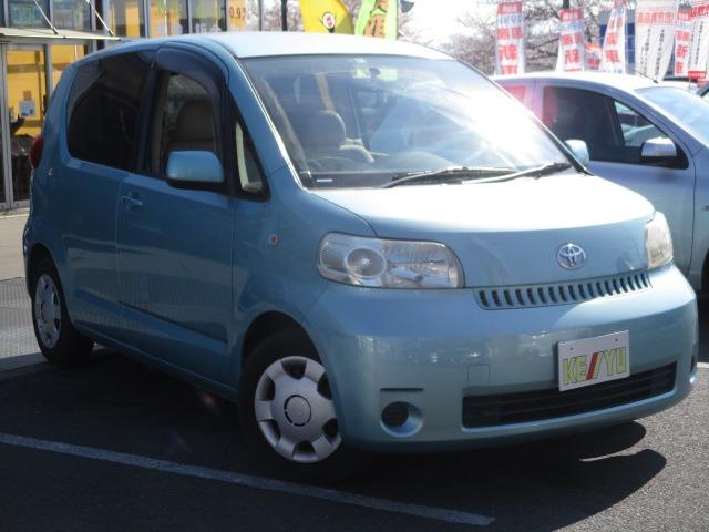 「トヨタ」「ポルテ」「ミニバン・ワンボックス」「東京都」の中古車3