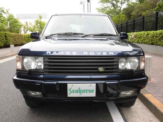 「ランドローバー」「レンジローバー」「SUV・クロカン」「東京都」の中古車5