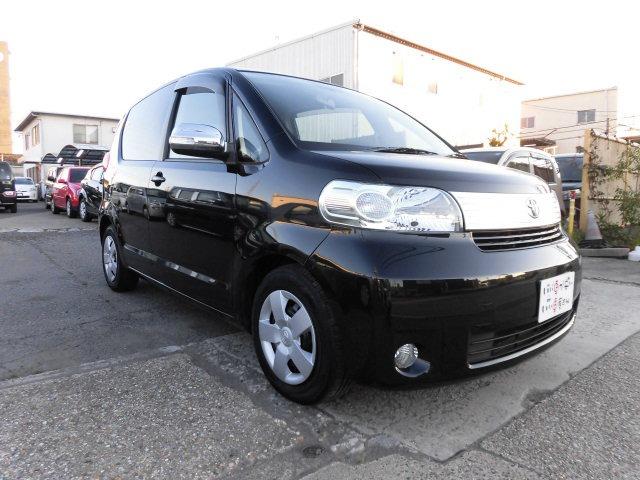 「トヨタ」「ポルテ」「コンパクトカー」「愛知県」の中古車8