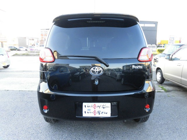 「トヨタ」「ポルテ」「コンパクトカー」「愛知県」の中古車5