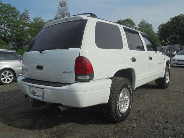 「ダッジ」「デュランゴ」「SUV・クロカン」「北海道」の中古車7