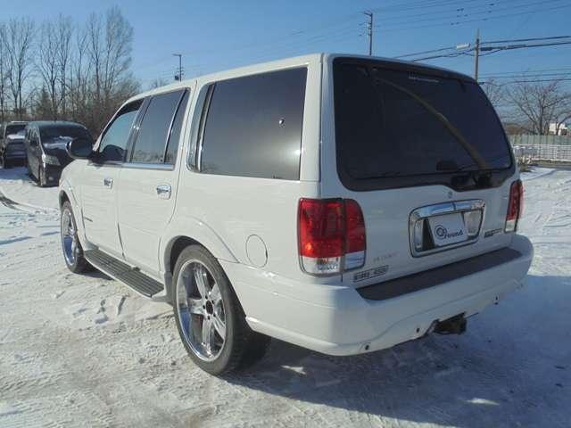 「リンカーン」「ナビゲーター」「SUV・クロカン」「北海道」の中古車5