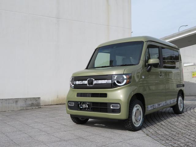 「ホンダ」「N-VAN」「コンパクトカー」「兵庫県」の中古車5