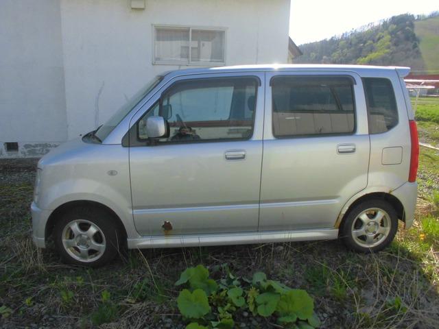 「マツダ」「AZ-ワゴン」「コンパクトカー」「北海道」の中古車8