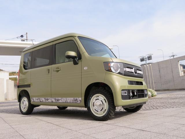 「ホンダ」「N-VAN」「コンパクトカー」「兵庫県」の中古車10