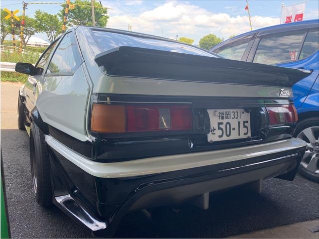 「トヨタ」「スプリンタートレノ」「クーペ」「福岡県」の中古車2
