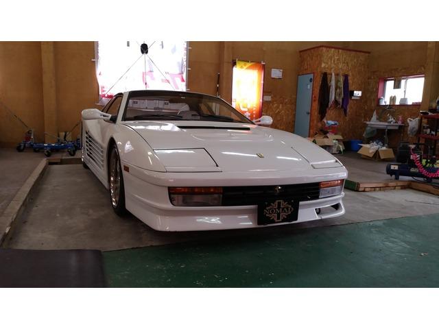 「フェラーリ」「その他」「クーペ」「東京都」の中古車8