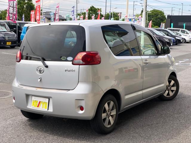 「トヨタ」「ポルテ」「コンパクトカー」「栃木県」の中古車2