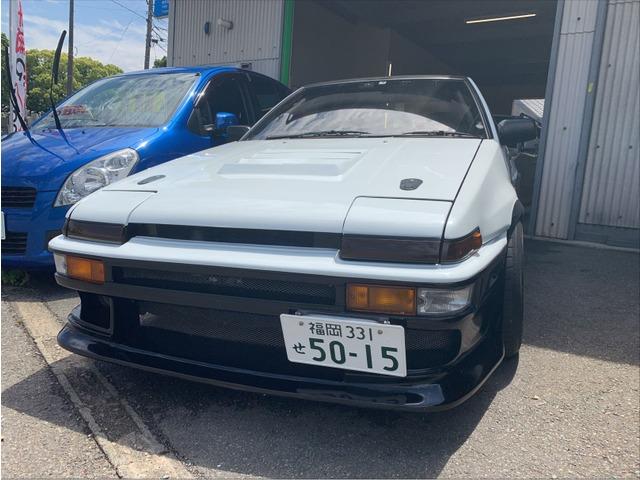 「トヨタ」「スプリンタートレノ」「クーペ」「福岡県」の中古車