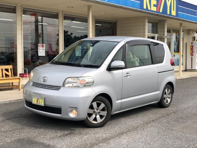 「トヨタ」「ポルテ」「コンパクトカー」「栃木県」の中古車