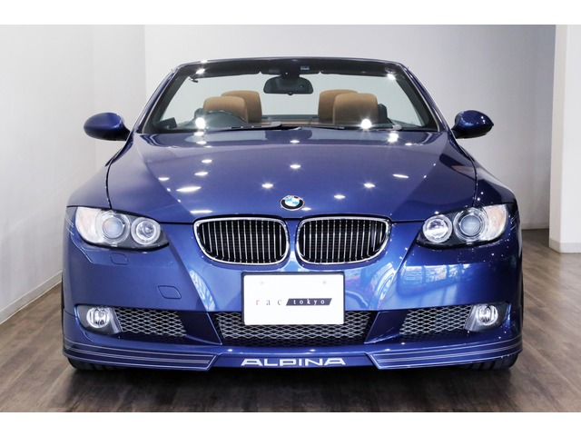 「BMWアルピナ」「B3カブリオ」「オープンカー」「東京都」の中古車7