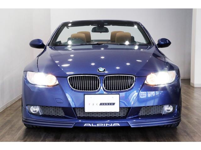 「BMWアルピナ」「B3カブリオ」「オープンカー」「東京都」の中古車8