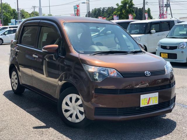 「トヨタ」「スペイド」「コンパクトカー」「栃木県」の中古車3