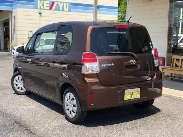 「トヨタ」「スペイド」「コンパクトカー」「栃木県」の中古車4