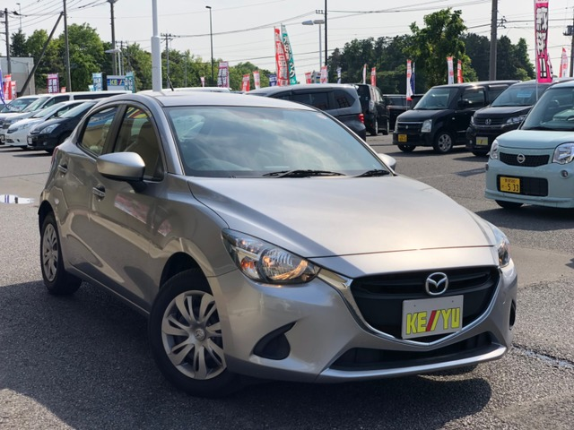 「マツダ」「デミオ」「コンパクトカー」「栃木県」の中古車3