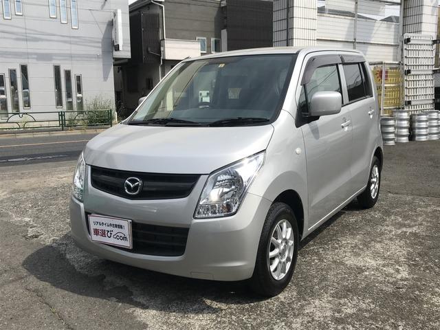 「マツダ」「AZ-ワゴン」「コンパクトカー」「東京都」の中古車3