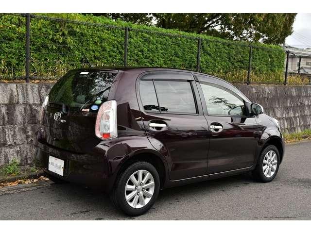 「トヨタ」「パッソ」「コンパクトカー」「奈良県」の中古車6