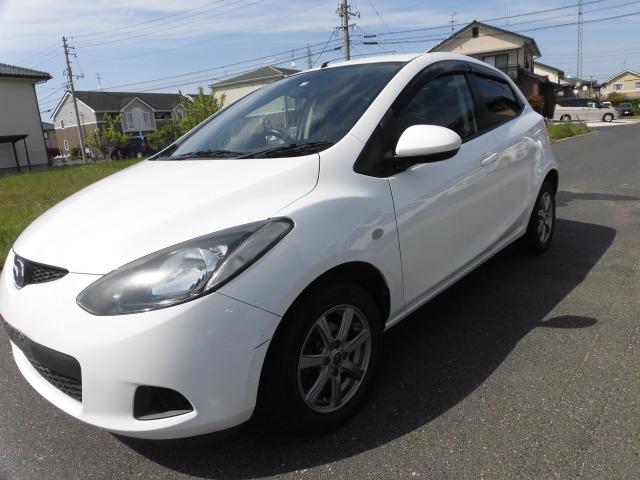 「マツダ」「デミオ」「コンパクトカー」「島根県」の中古車5