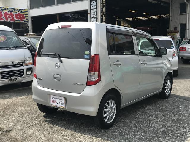 「マツダ」「AZ-ワゴン」「コンパクトカー」「東京都」の中古車5