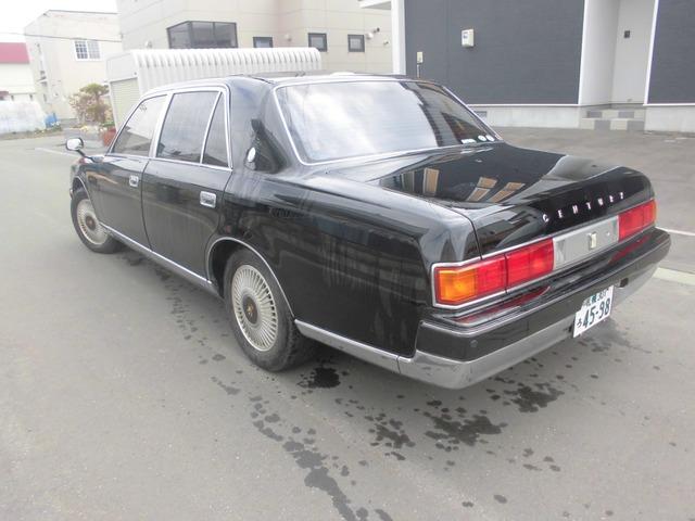 「トヨタ」「センチュリー」「セダン」「北海道」の中古車8