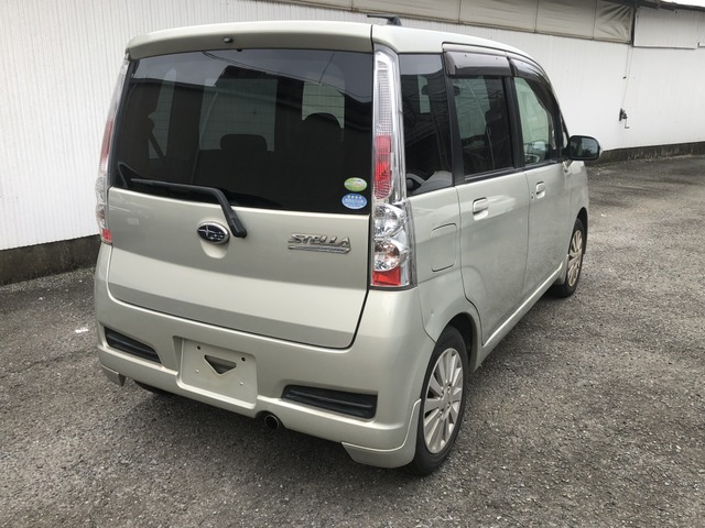 「スバル」「ステラ」「コンパクトカー」「神奈川県」の中古車4