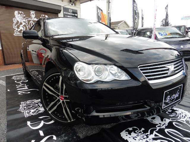 「トヨタ」「マークX」「セダン」「千葉県」の中古車6