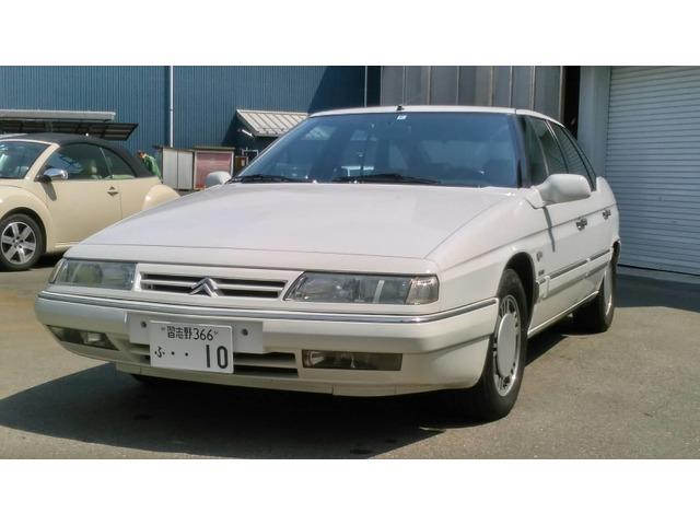 「シトロエン」「XM」「コンパクトカー」「千葉県」の中古車6