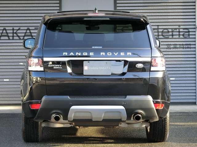 「ランドローバー」「レンジローバースポーツ」「SUV・クロカン」「福岡県」の中古車7
